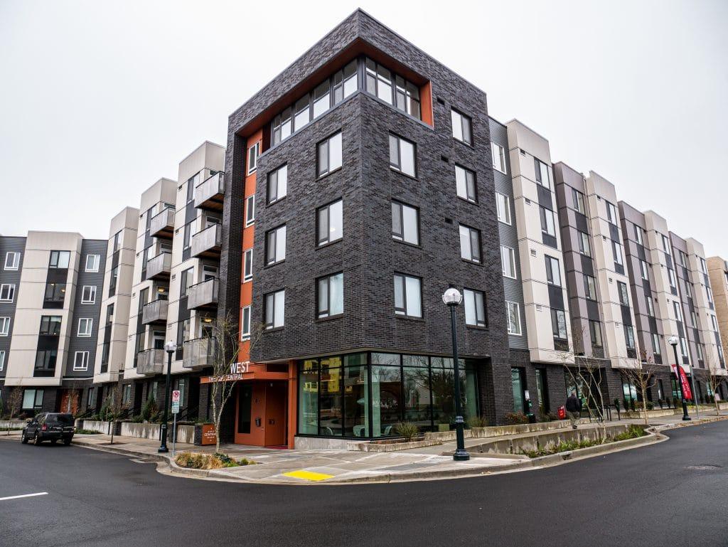 Westgate Apartments - Exteriors Design